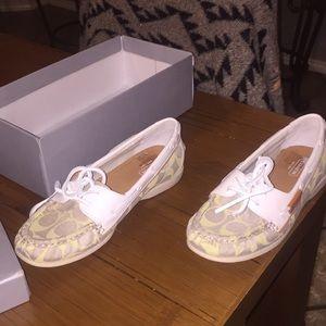 Coach coralin women's shoe